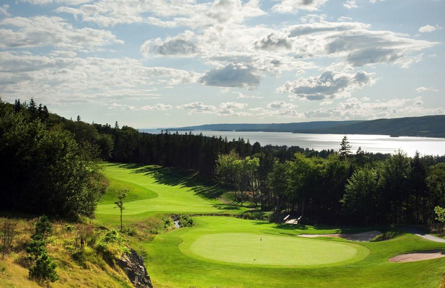 The Lakes Golf Club Cape Breton Island